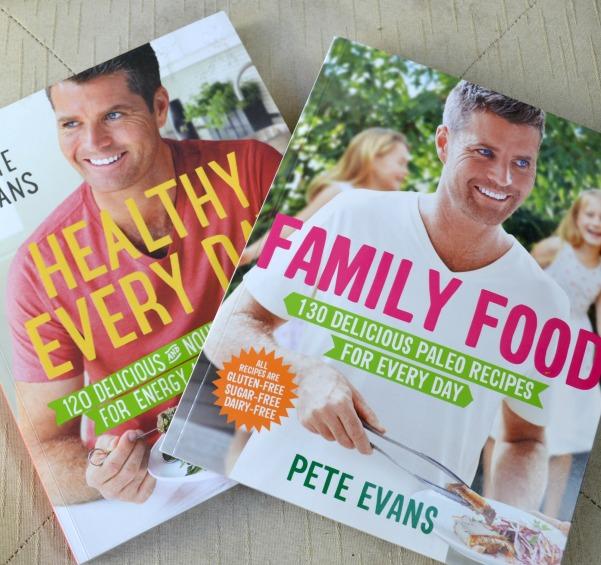 pete evans cookbooks
