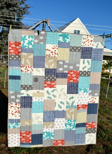 march 9 quilt front A